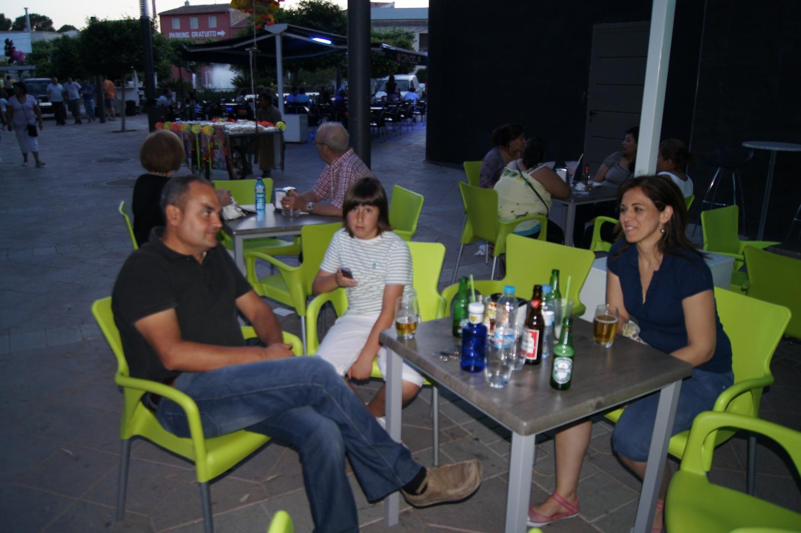 """Fiestas Archena 2012 """"De copas"""""""