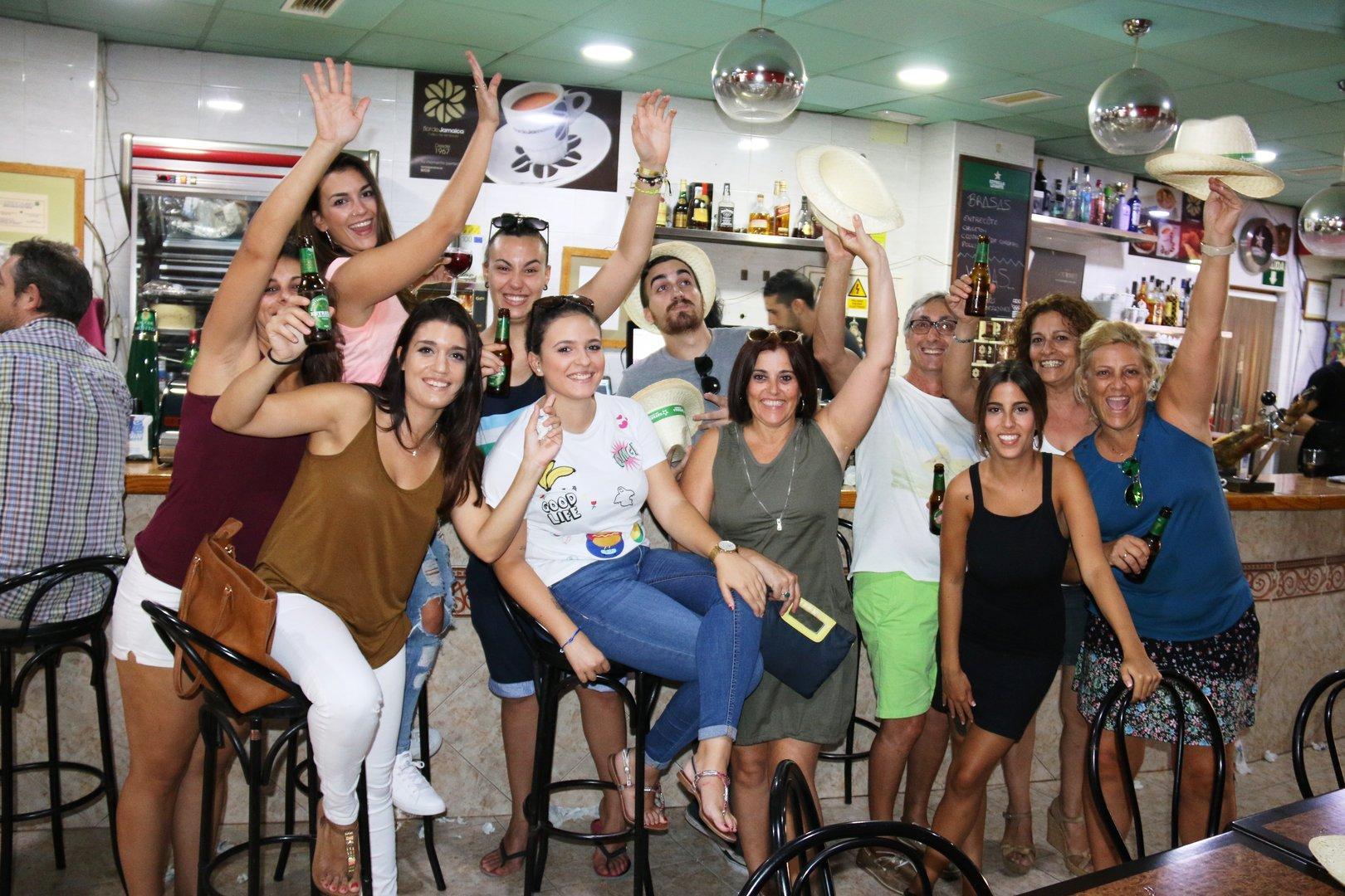 Ruta tapa Molina 2016, Fin de semana 9 a 11 Septiembre