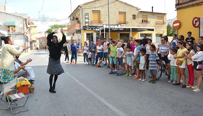 Actos Fiestas de Lorqui 2016