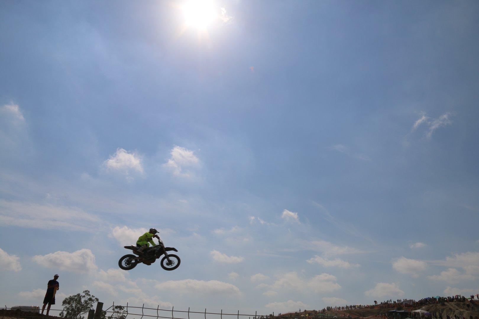 Motocross Fiestas de Molina 2016