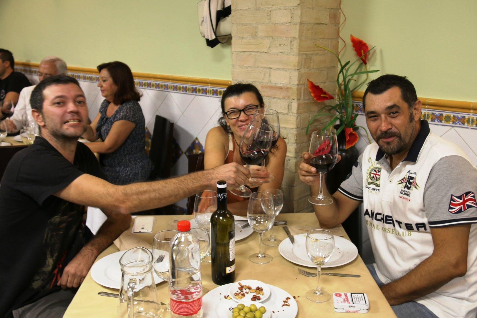 Maridaje con Bodegas Rivendel en Restaurante la Ceña