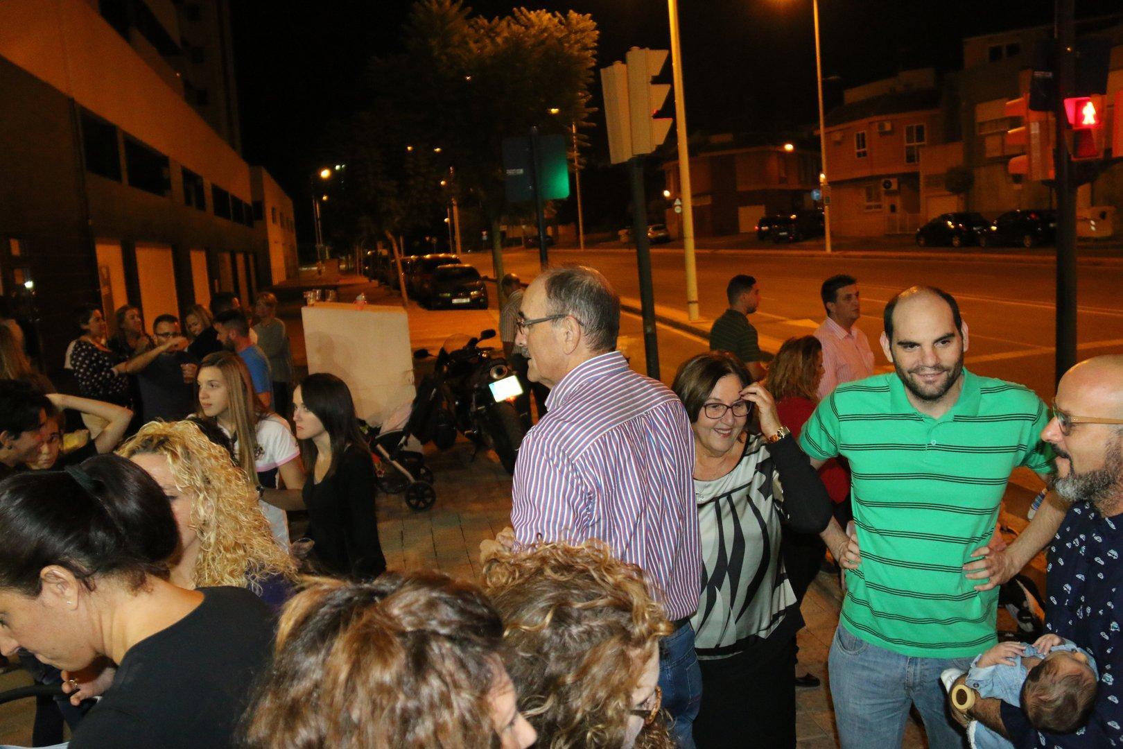 Inauguración Manzano Funcional Life Gimnasio. En Molina.