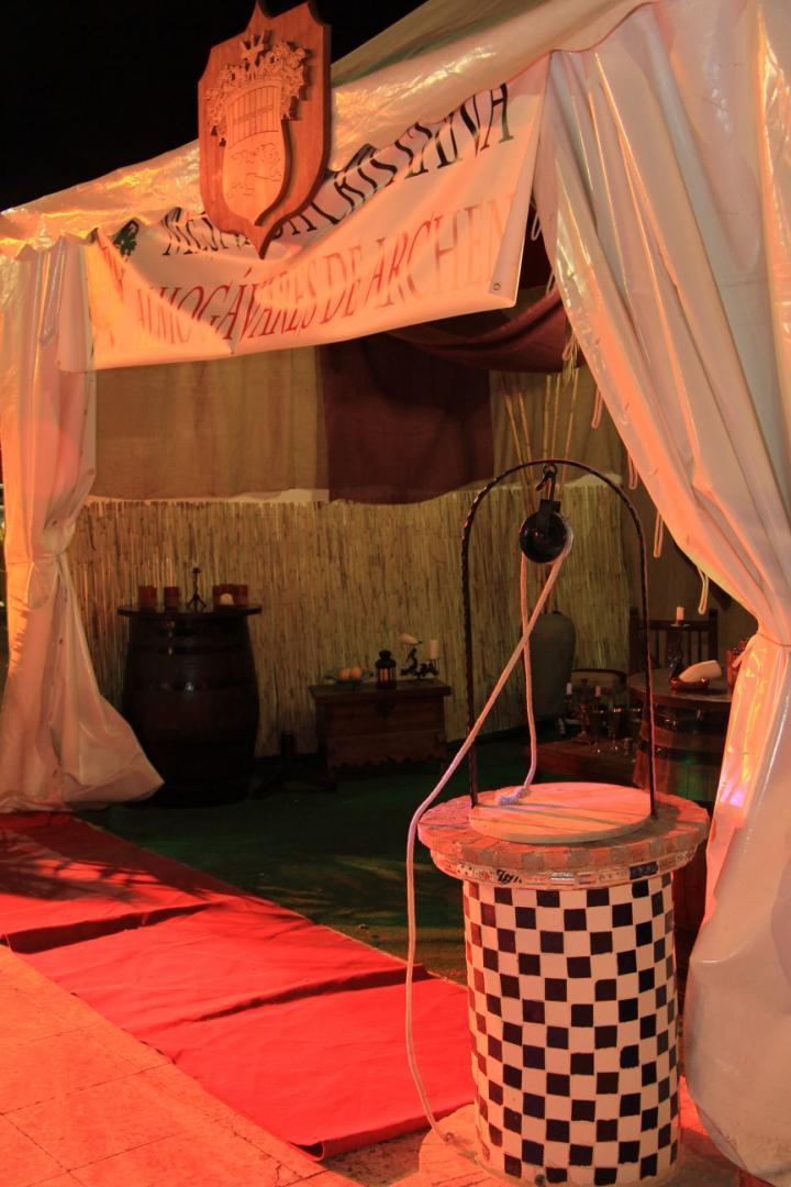 Noches Campamento Medieval Archena 2013