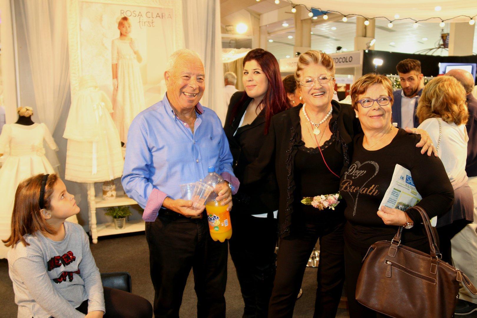 Feria Bodas y Celebraciones IFEPA 2016-Desfile ToniModas