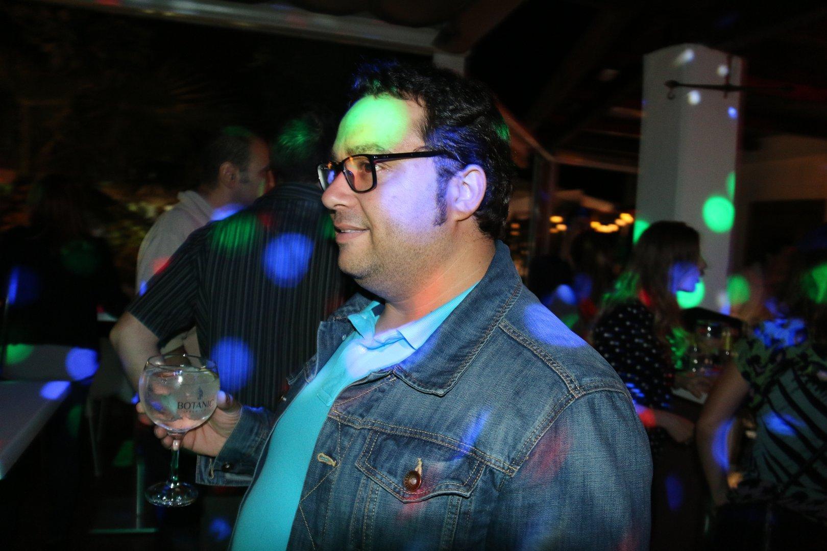 Casa Pintada Ceutí. 8 Aniversario. Viernes con Javi Lorenzo DJ y el Masetro coctelero PABLO MELIAN
