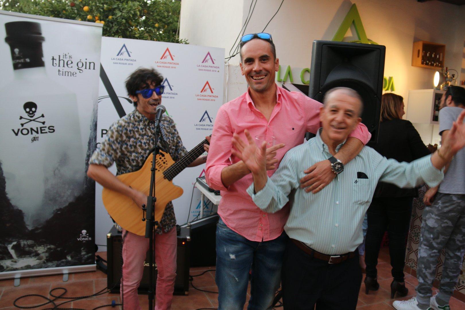 Concierto Fran Ropero en Casa Pintada Ceutí 8 Aniversario. Sábado