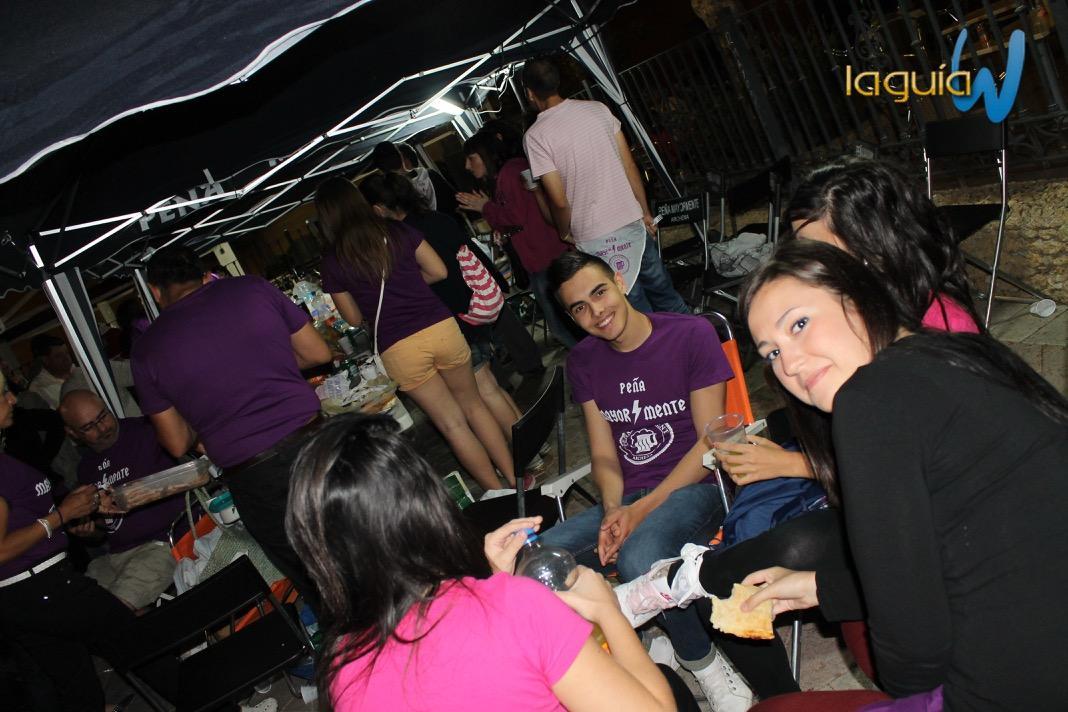 Noche Miguera Archena 2013