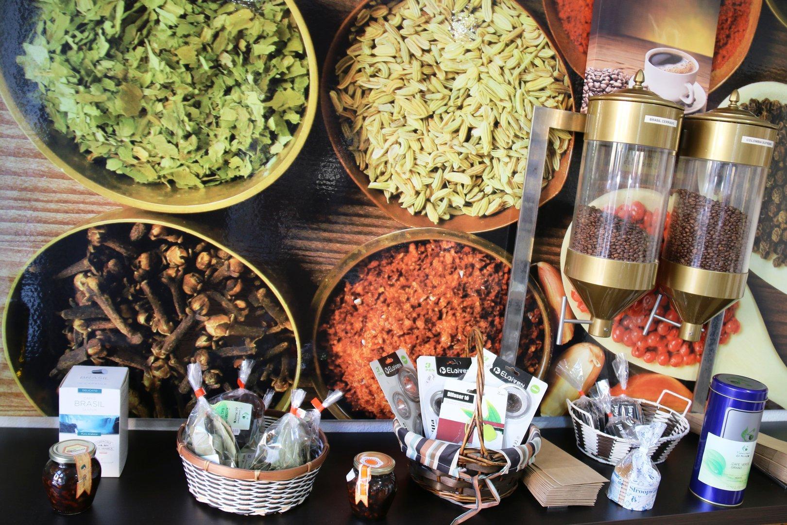 Productos Aromas y Sabores del Mundo