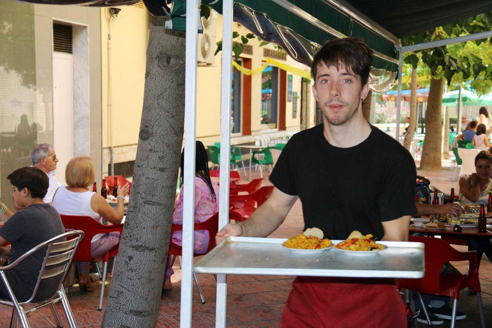Bar San Vicente. Fiesta del Jamón