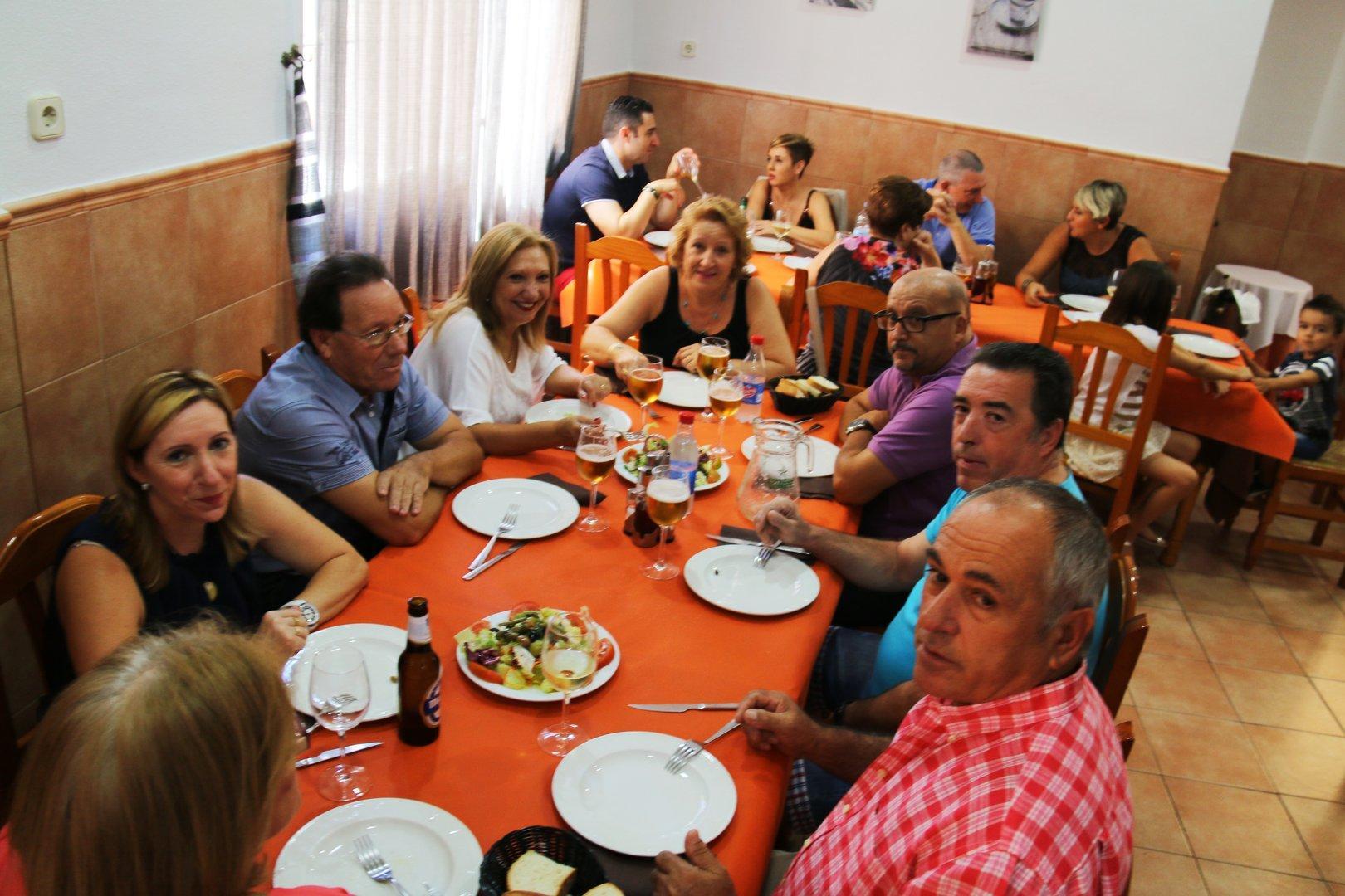 Casa Andrés Ruta de la Tapa de Molina 2016