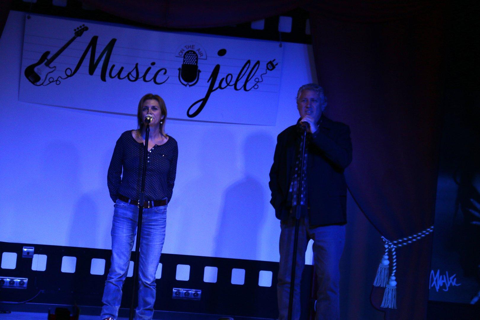 Cena Maridaje en Music Joll