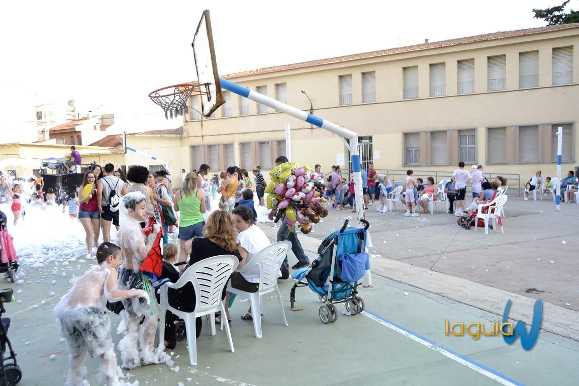 Zurras en Fiestas de Archena 2014