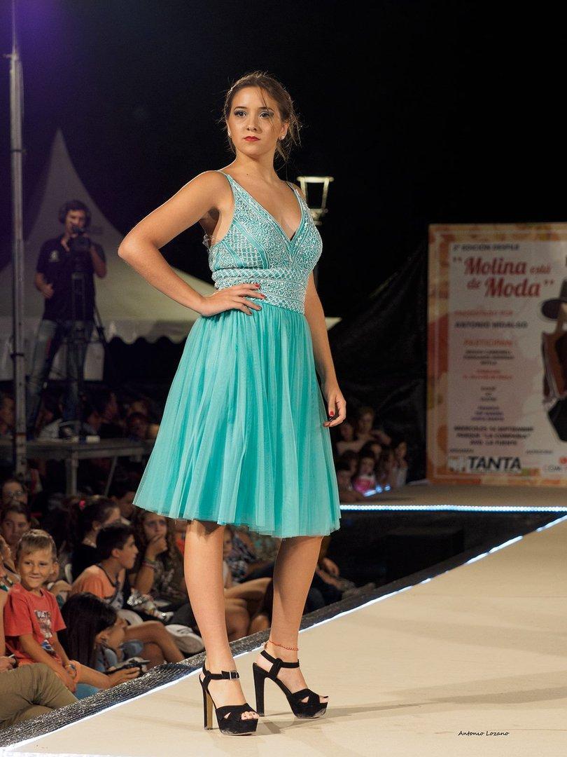 "2º Desfile ""Molina esta de moda sept 2017"" Seleccion Modas Carbonell"