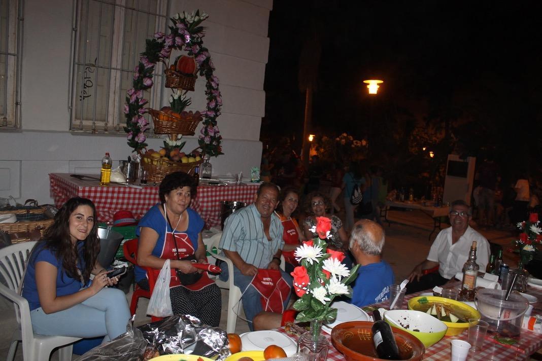 Final Migas en Fiestas de Archena 2014