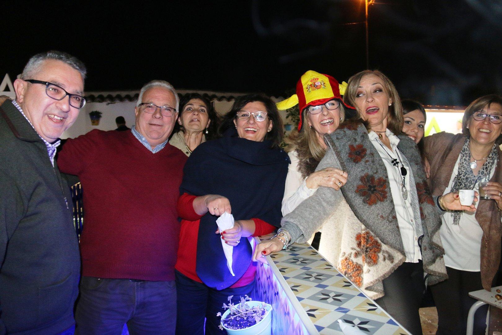 Tardeo Nochebuena La Casa Pintada 2016