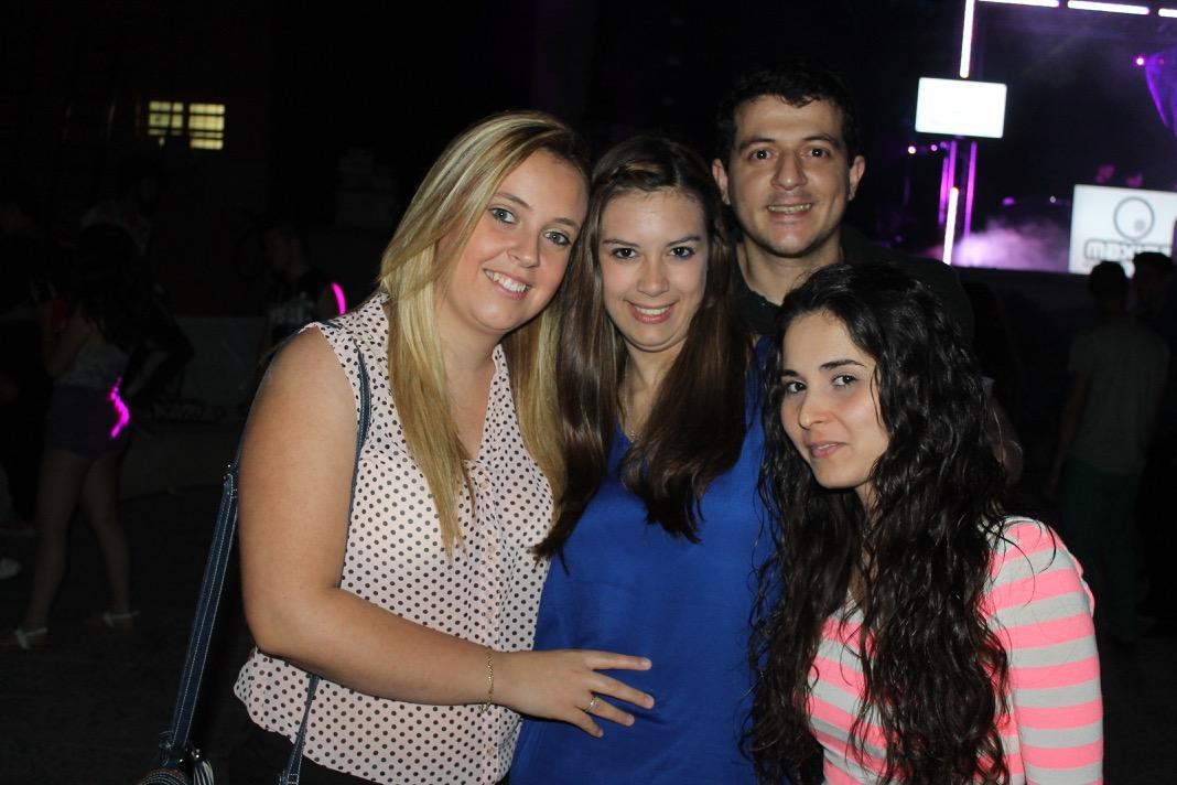 Carpas Viernes en Fiestas de Archena 2014