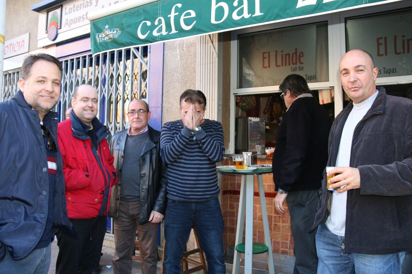 Tardeo de Nochevieja en Bar El Linde