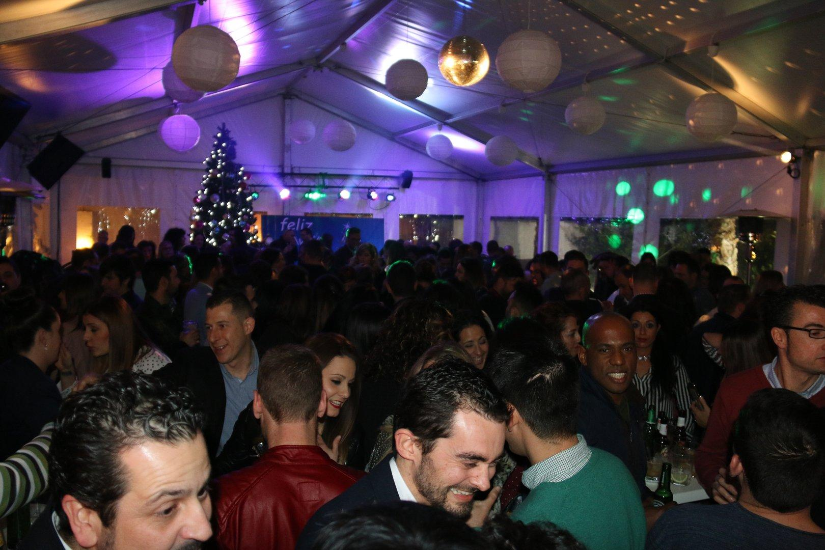 Tardeo de Nochevieja en La Casa Pintada Ceutí