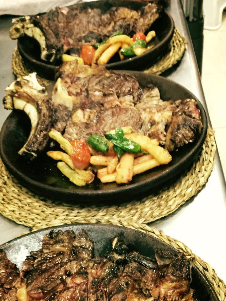 Platos Restaurante 5Senti2