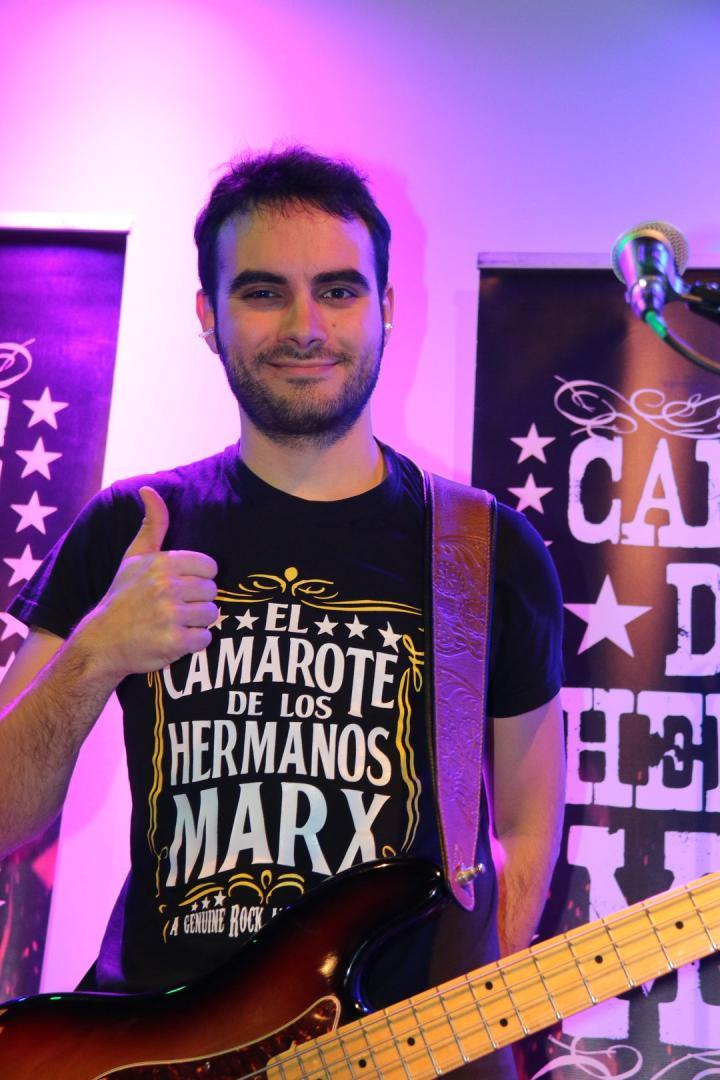 El Camarote de Los Hermanos Marx en Restaurante Signatura