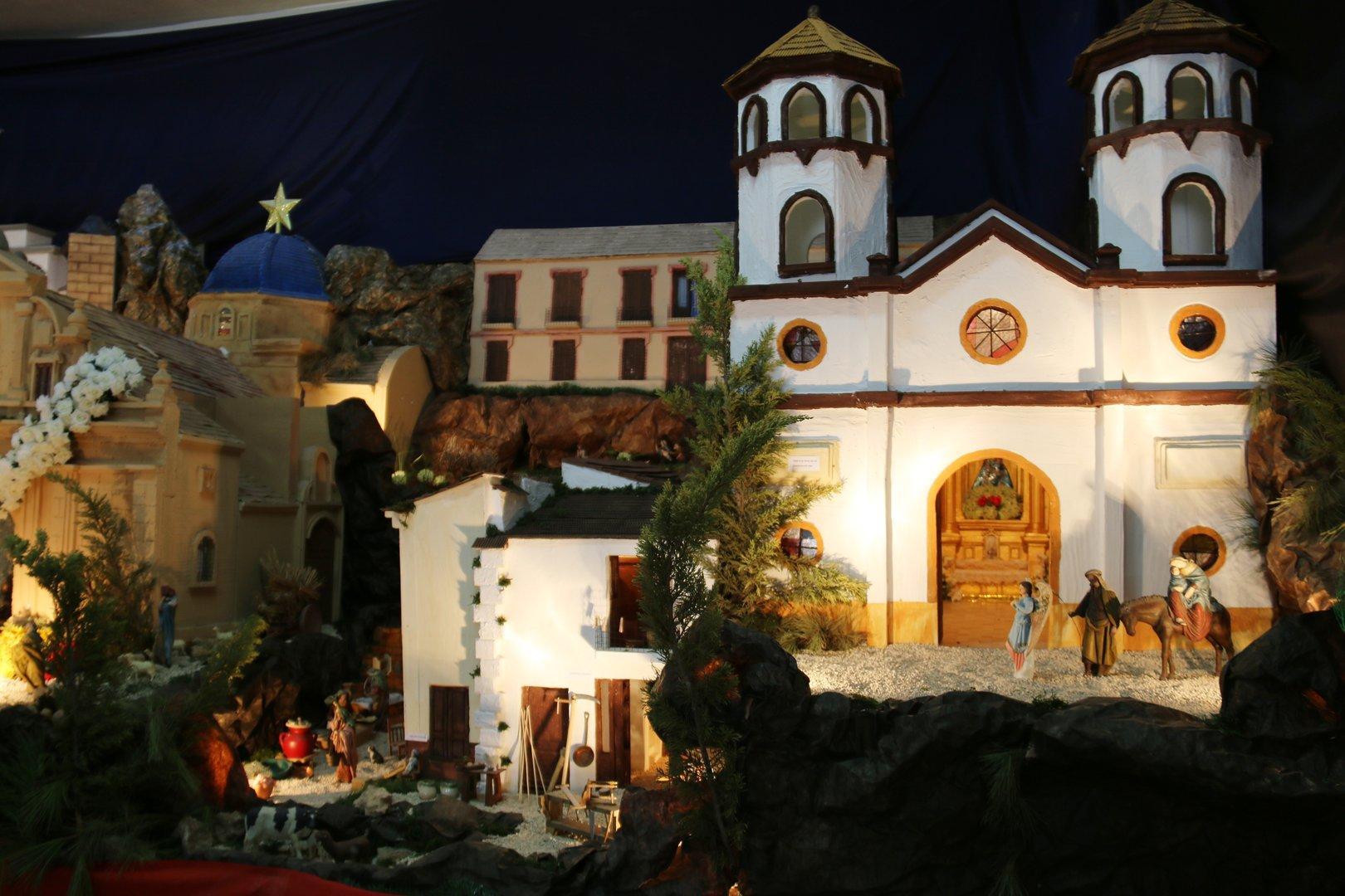 Belén Chicanete Navidad 2016-2017