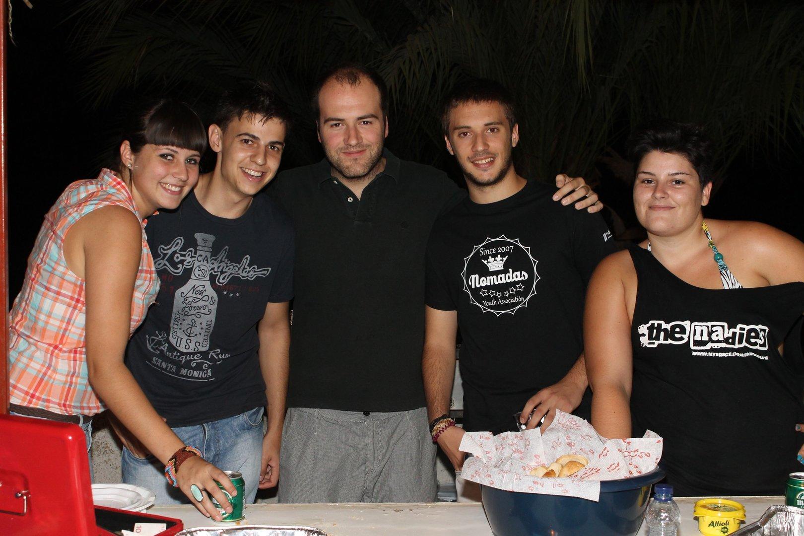 Semana de la Juventud Blanca 2012