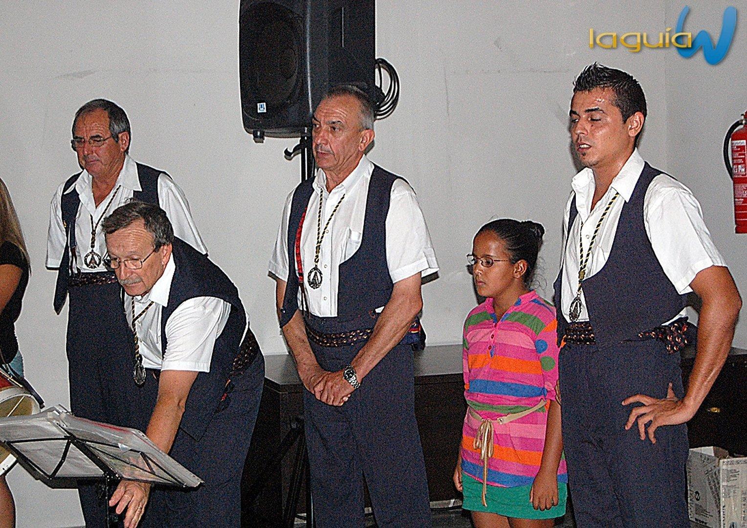 Romeria rociera 2012 archena Presentacion pregon