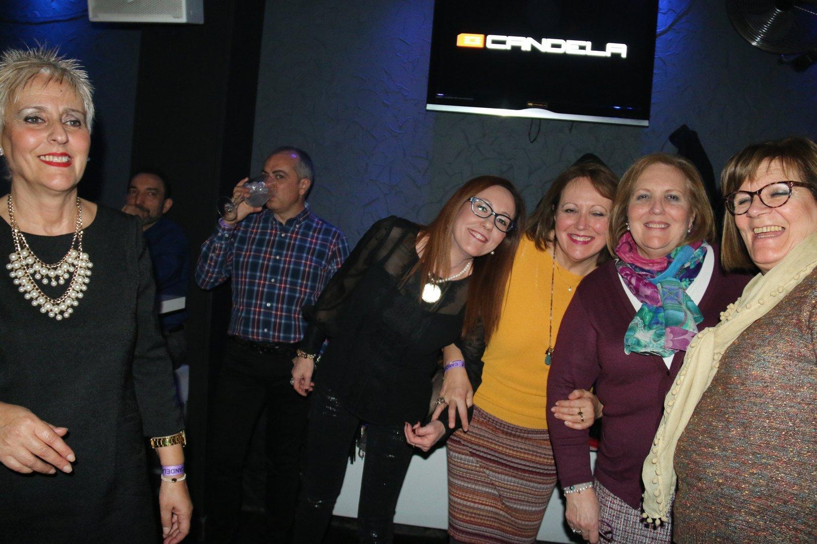 Candela Archena - Fiesta Ochentera