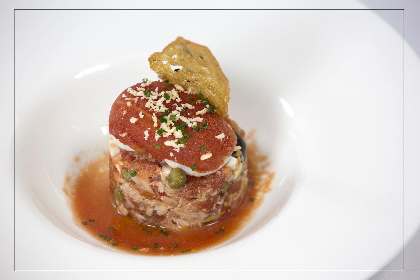 Vintage Catering & Eventos, Nuestras Tapas