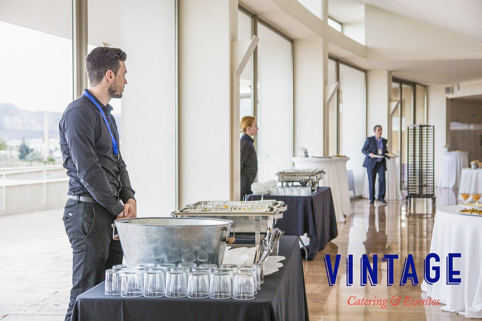Vintage Catering & Eventos, Así Organizamos un Evento