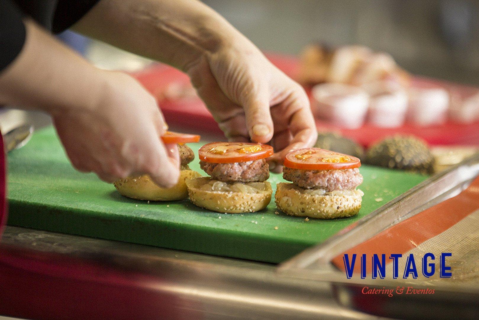 Vintage Catering & Eventos Nuestro Catering