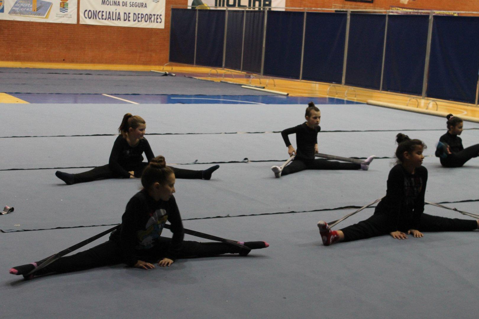 Gimnasia Ritmica en Molina de Segura