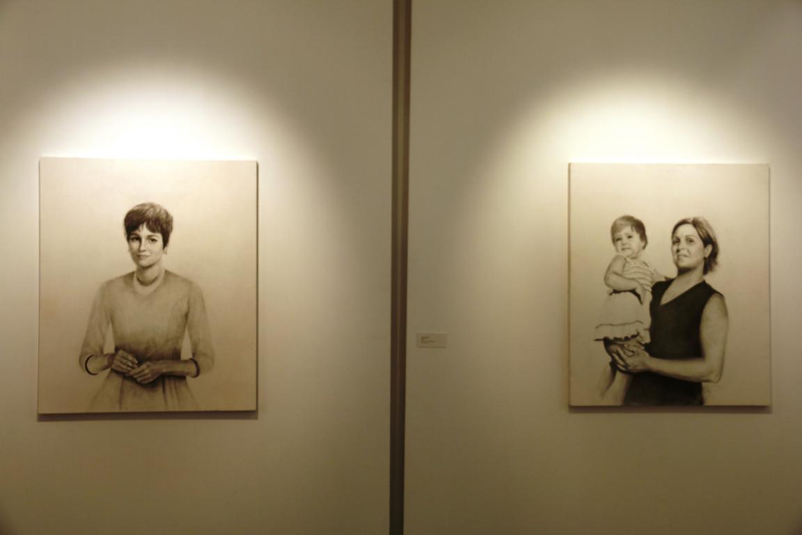 Antonio Tapia Exposición Emociones Caust Ivas en el MURAM de Cartagena