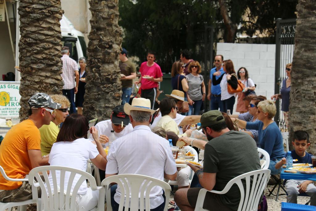 Arroces Fiestas de la Cruz Ulea 2019