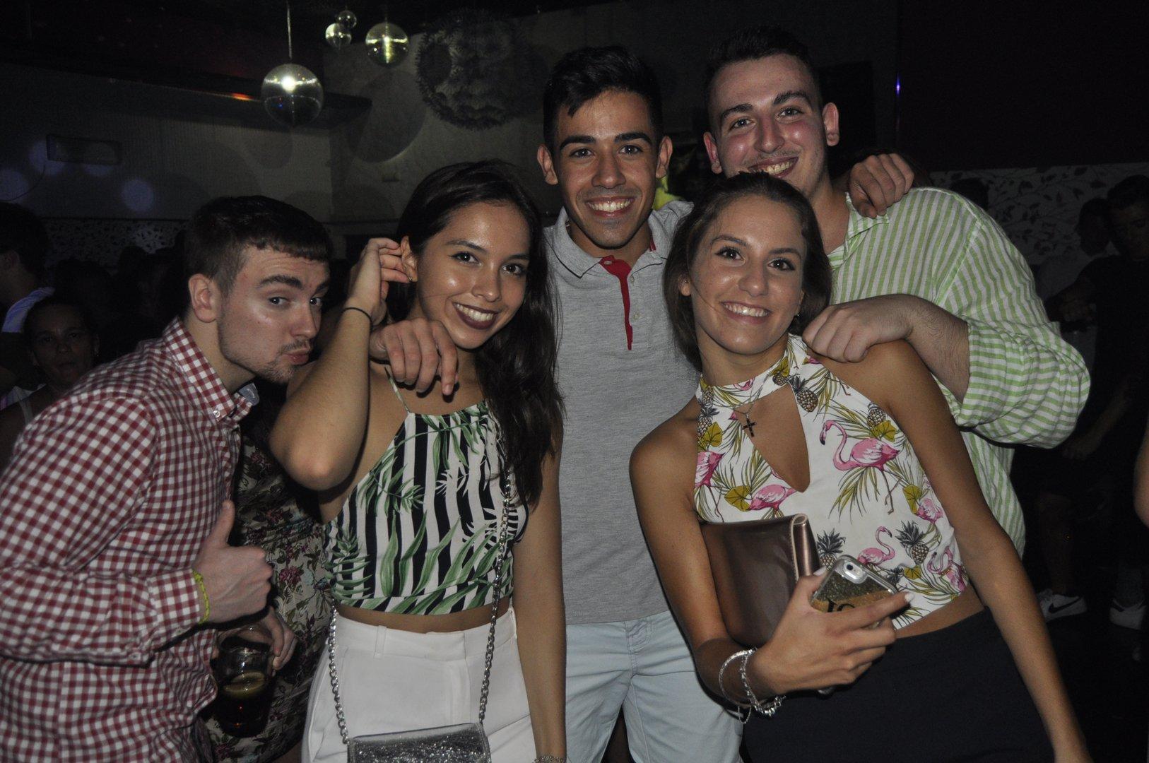 Atico Pub-Fiestas de Ceutí 2017-Sábado 12 de Agosto
