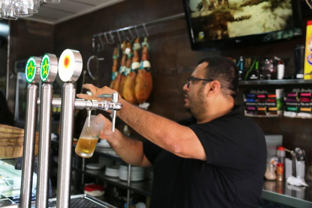 Bar 5 Sentidos Molina Tapas 2019
