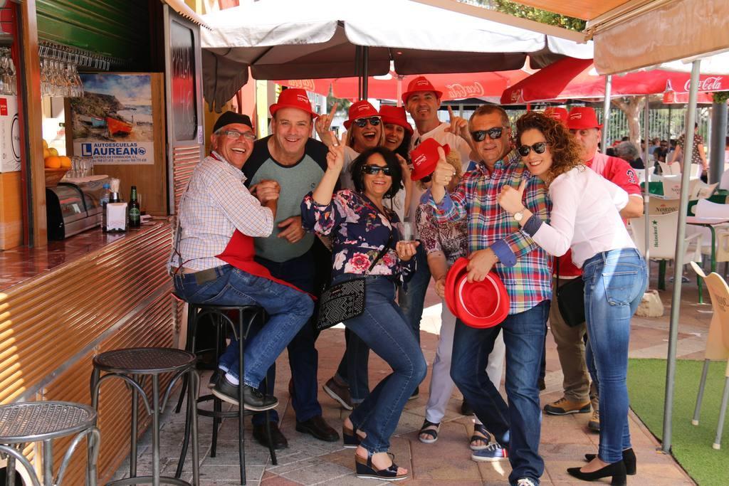 Bar Cervecería La Carriola Fiestas de Archena 2018