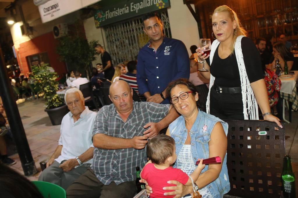 Bar Cuatro Rosas Molina Tapas 2019