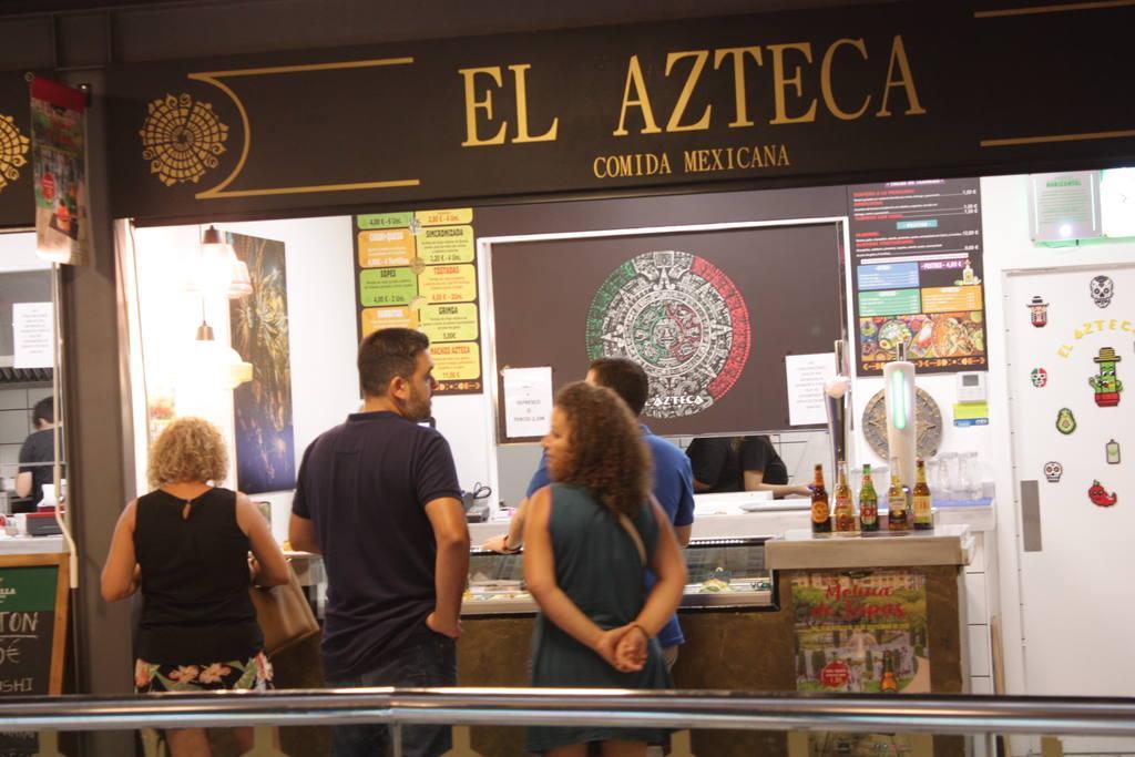 Bar EL AZTECA Ruta Tapa Molina 2019