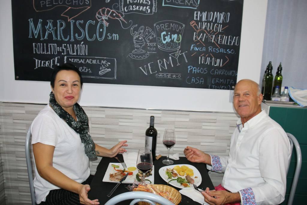Bar Julio Fiestas Molina 2019