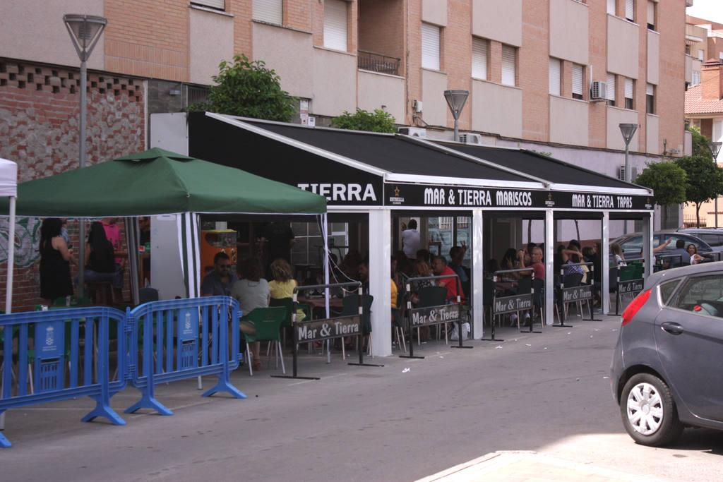 Bar Mar y Tierra Molina Tapas 2019