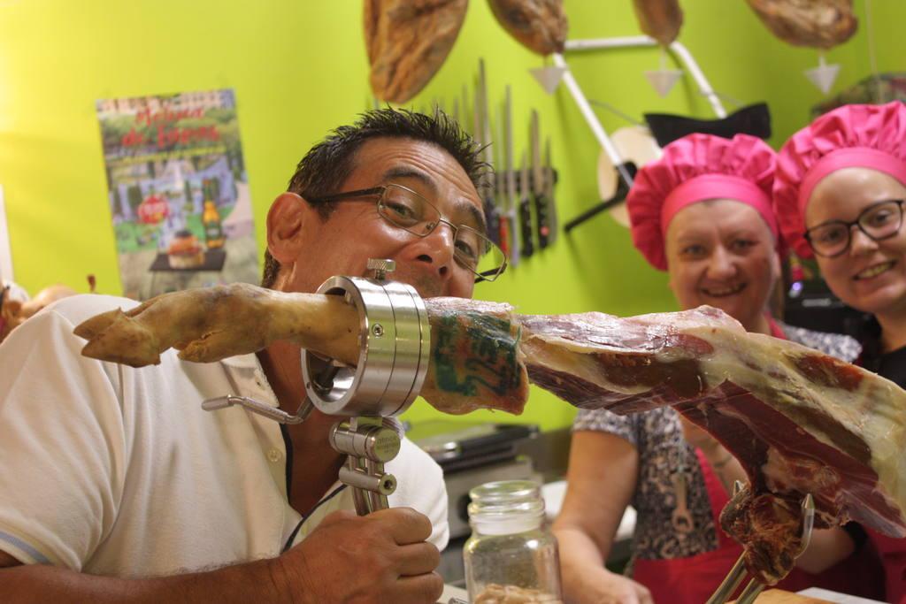Bar Más que Jamón Ruta Tapa Molina 2019