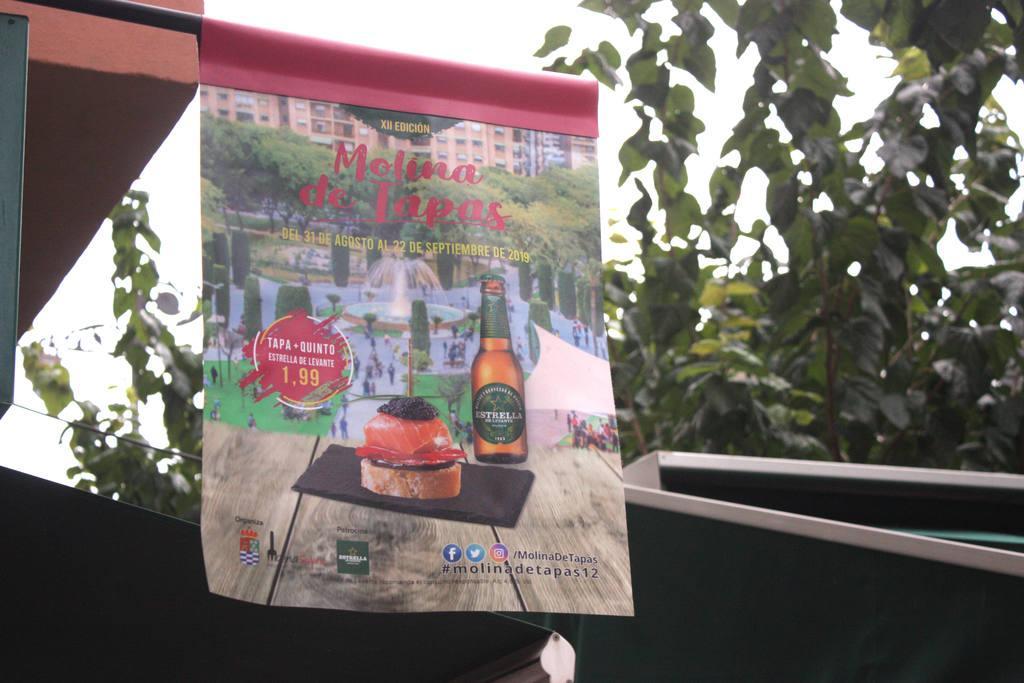 Bar Nuevo Rincón Molina Tapas 2019