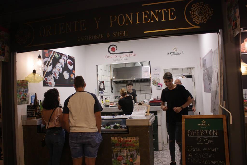 Bar Oriente y Poniente Ruta Tapa Molina 2019