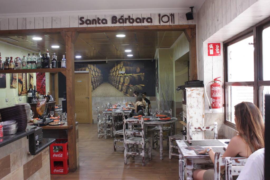Bar Santa Barbara Molina Tapas 2019