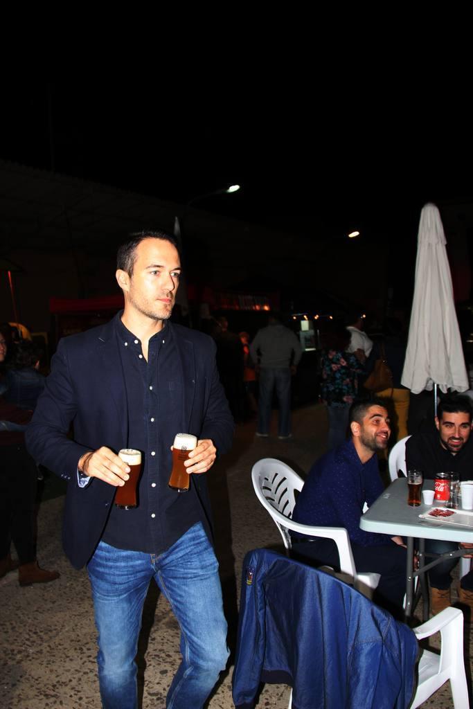 Beerchena 2018 - Tributo Hombres G