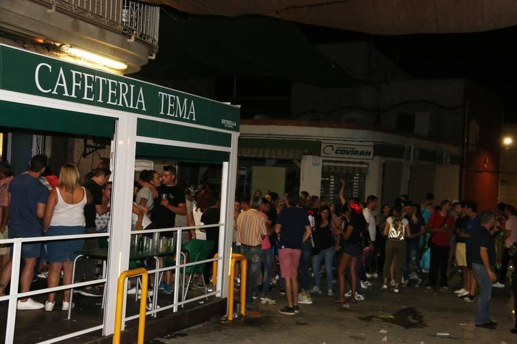 Cafetería Tema en Fiestas de La Algaida