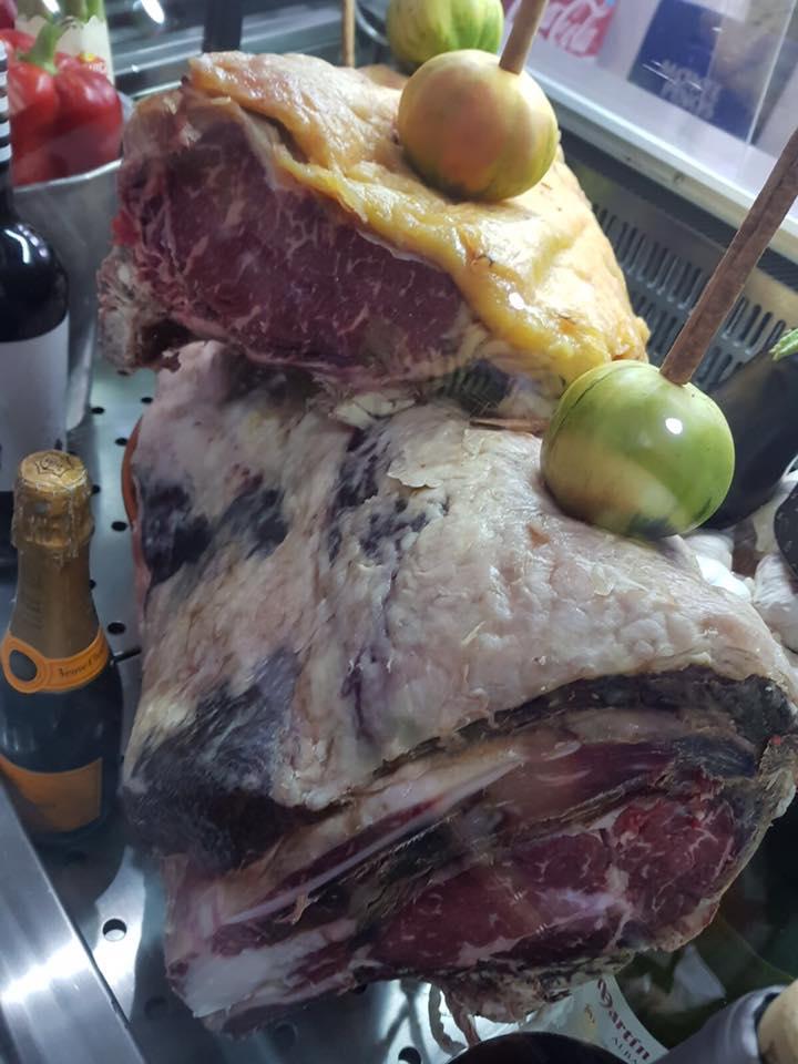 Carnes Restaurante La Chimenea en Molina de Segura
