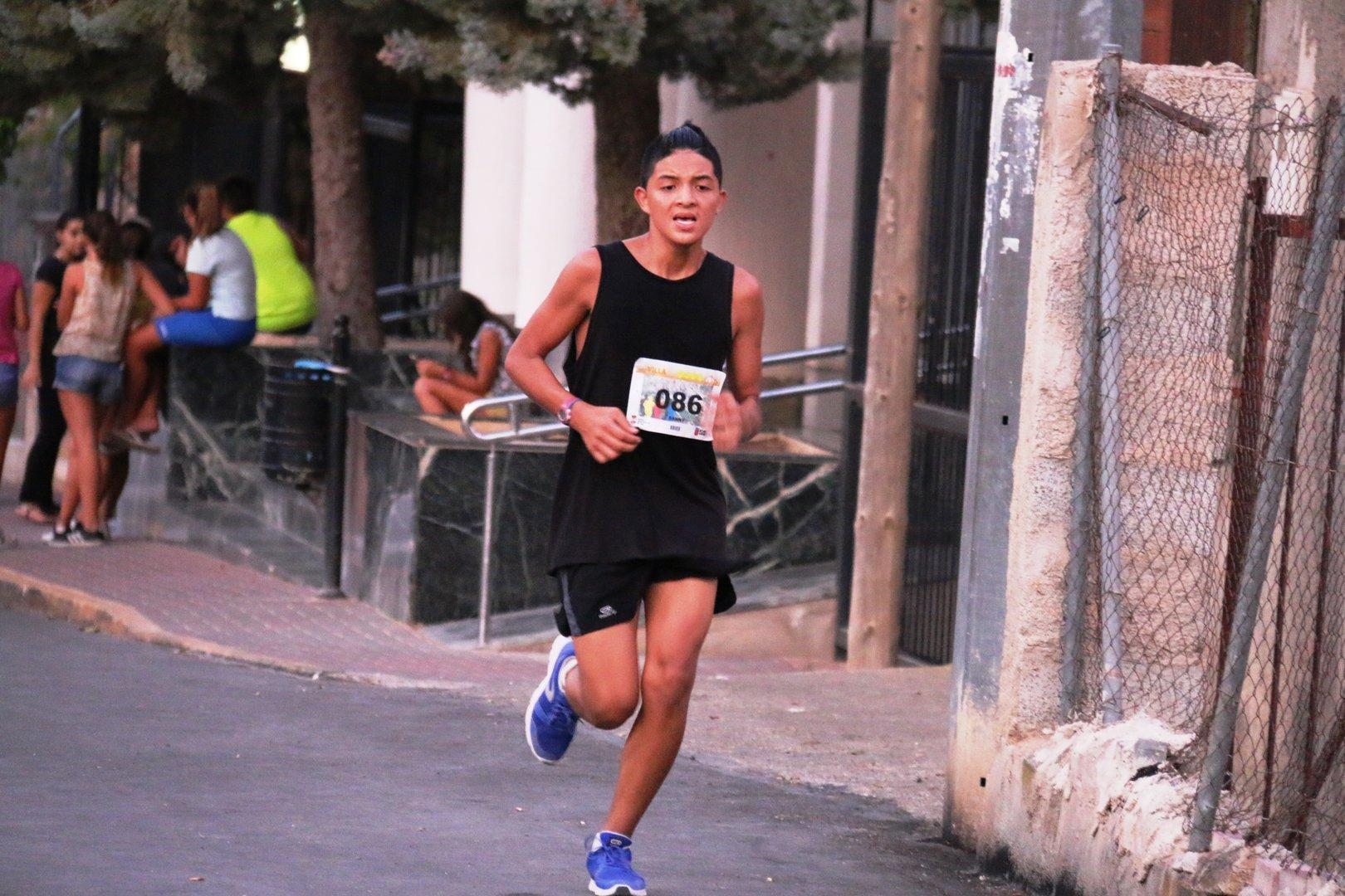 CARRERA POPULAR FIESTAS DE OJÓS 2017