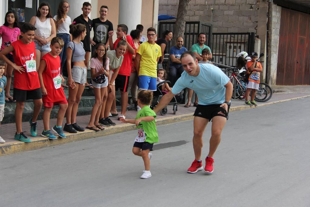 Carrera Popular Fiestas Ojós 2018
